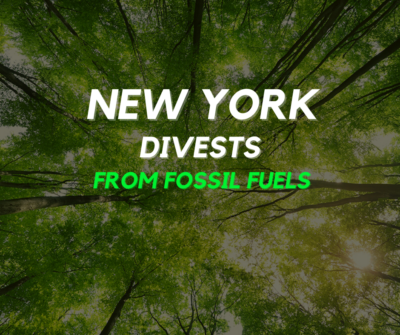 Socially Responsible Investing Gets Boost From NYS